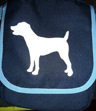 Jack Russell Terrier Bag Slight Second Imperfect Reporter Dog Walker Bag