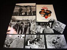 les charlots LA GRANDE JAVA photos presse cinema 1970 + scenario