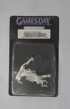 Warhammer Fantasy Edición Limitada gamesday 2010 caos Hechicero En Blister U