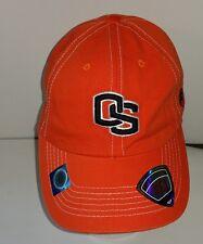 Oregon State Beavers NCAA Womans Orange Adjustable NEW