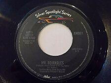 Nitty Gritty Dirt Band Mr. Bojangles / Buy For Me The Rain 45 Vinyl Record
