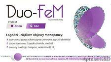 DUO-FEM   28 + 28 tabletek