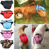 Reusable Washable Dog Diaper Breeds Physiological Pants Female Big Dog S-XL Hot