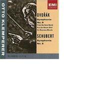 DVORAK Symphonie No. 9 / SCHUBERT Symphonie No. 5 OTTO KLEMPERER Philharmonia Or