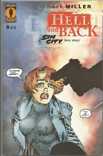 SIN CITY: HELL AND BACK #8 (1999) Back Issue (S)