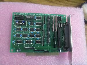 Contec Model: PIO-16/16L  (PC) H.  Isolated Digital I/O PCI Board  <