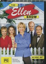THE ELLEN SHOW - THE COMPLETE SERIES - 18 EPISODES ON 2 DVD's