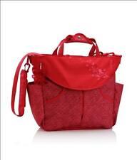 okiedog Sakawa Sumo Nappy / Diaper Bag Red 28272