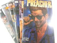 Auswahl : Preacher Heft 1 - 34 + Variant ( Speed 1998 - 2001 )