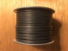 Lionel 2 Wire Black 22 gauge 6029 027 remote control track & general use 100 ft