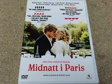 * NEW DVD Film * MIDNIGHT IN PARIS * sca