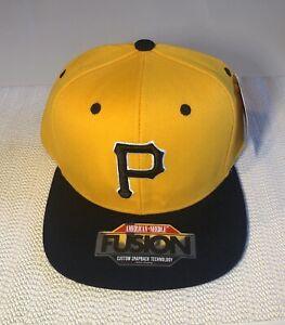 """Brand New"" American Needle MLB PITTSBURGH PIRATES BlockHead Hat, Snapback"