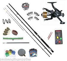 Silstar Commercial Feeder Fishing Set Rod EG60  Reel Feeders Tools Hooks Line
