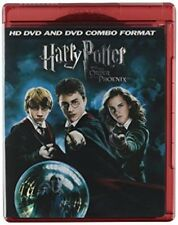 Harry Potter and the Order of the Phoenix HD DVD/DVD Combo