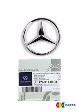 NUOVO Originale Mercedes Benz MB una classe W176 POSTERIORE BAGAGLIAIO COFANO POSTERIORE EMBLEM BADGE Star