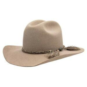 Akubra Rough Rider Hat - $200 (RRP $245)
