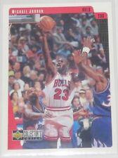 1997/98 Michael Jordan Chicago Bulls Upper Deck Collector's Choice Card #23 NM