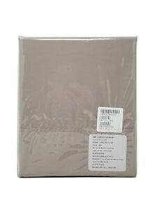 The Company Store Classic Flat Sheet Linen Queen 90x102in