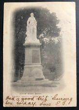 1904 Adelaide Australia Rppc Postcard Cover to San Jose Ca Usa John Mc douall