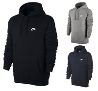 NIKE NSW FLEECE OVERHEAD HOODIE HOODY SWEATSHIRT SWEATER JACKET TOP JUMPER