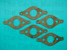 5 x Intake Manifold Gaskets Fits Ryobi, MTD, Craftsman Trimmers and Blowers