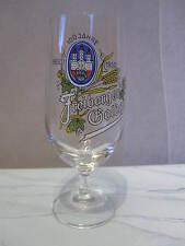 Bierglas 100 Jahre Freiberger Goldquell 1850 - 1950