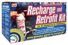 R-134a R134 Complete Recharge & Retrofit Kit