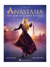 ANASTASIA la nouvelle comédie musicale de Broadway piano & Vocal SHEET MUSIC BOOK & Télécharger