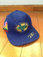 VINTAGE FORMULA 1 JACOUES VILLENUEVE FIA HAT OFFICIAL F1 WILLIAMS SCHUMACHER