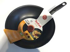 Tefal Stirfry Wok Frying Pan 28cm Thermo Spot Technology Extra Glide