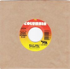 "New ListingJoel, Billy - Uptown Girl / Careless Talk ""Jukebox"" 45 Columbia Unplayed"