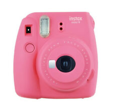 Fujifilm Instax Mini 9 Instant Film Camera Flamingo Pink Free Shipping