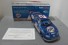 2006 Kurt Busch Miller Lite Team Caliber Preferred Series 1/24 Autographed