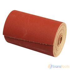Abrasive Sandpaper Roll 60 Grit 5mtr Aluminium Oxide Sheet for 1/2 sheet Sanders