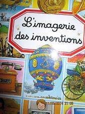 LIVRE - L'IMAGERIE Des Inventions