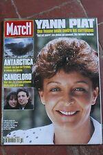 paris match 2338 du 17 mars 1994 yann piat candeloro mercouri karne mulder nuls