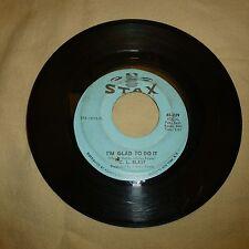 NORTHERN SOUL 45RPM RECORD - C L BLAST - STAX 229