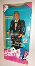 1991 Barbie SPARKLE SURPRISE Ken Doll Foreign Edition NEW NRFB