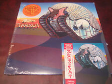 EMERSON LAKE & PALMER TARKUS JAPAN Replica EXACT TO ORIGINAL + 40TH 180 GEAM LP