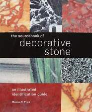 BOEK/GUIDE : SOURCEBOOK DECORATIVE STONE (marmer,albast,marbre,albâtre,travertin