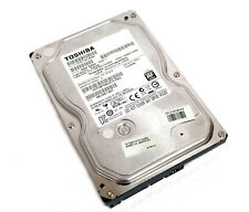 "500GB TOSHIBA HDD 3,5"" Disco duro interno 7200rpm SATA 6.0gb/S DT01ACA050 0rxjwx"