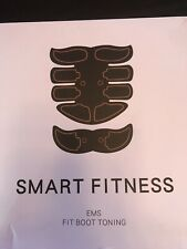 Smart Fitness Mobile-Gym EMS Fit Boot Toning System NEW IN BOX