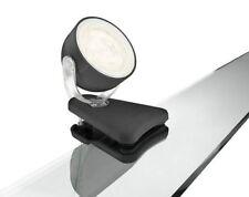 Philips Myliving Dyna 532313016 foco Led con pinza potencia 3 W negro