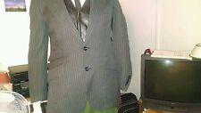 Boys Black Pin Striped Blazer/ Sport Coat by Hart, Schaffner,& Marx (Wallachs)