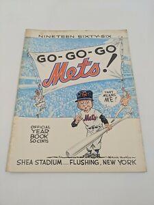 1966 New York Mets Official Yearbook