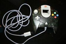 Clear Black Controller (Sega Dreamcast) Official GREAT Shape Smoke