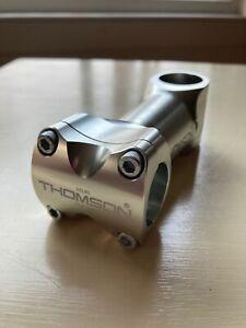 NEW Thomson Elite SM-E101 CNCd Aluminum Threadless Stem | 5°x100x25.4 mm