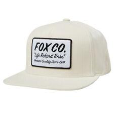Fox Neuf pour Homme Résine Casquette OS Neuf avec Étiquette