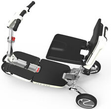 ATTO Compact Deluxe Folding Lightweight Mobility Scooter Moving Life Wheelchair