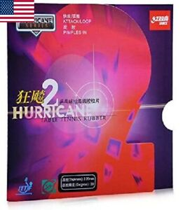 2 Table Tennis Rubber Sheet-Ping Pong Rubber